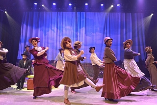 האסופית  Anne of Green Gables
